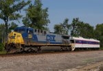 CSXT 380 CW44AC